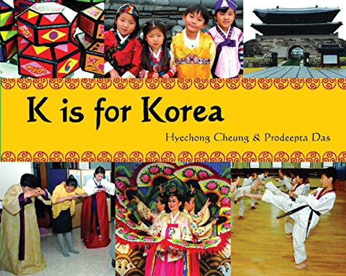 K Is for Korea (World Alphabets): Cheung, Hyechong