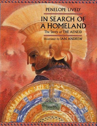 9781845077921: In Search of a Homeland: The Story of the Aeneid