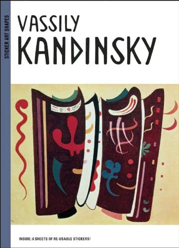 9781845078072: Sticker Art Shapes: Vassily Kandinsky