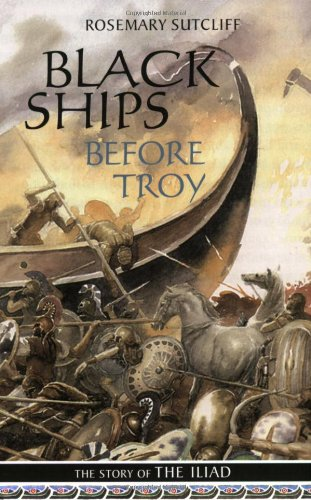 9781845078270: Black Ships Before Troy: The Story of the Iliad