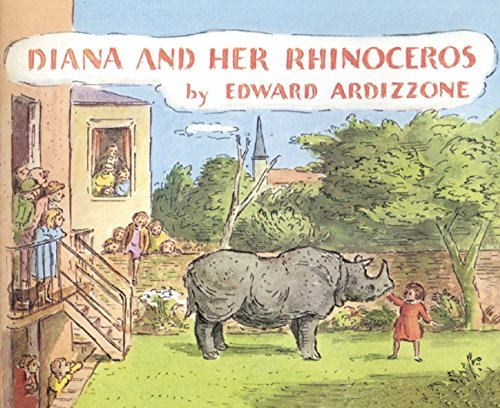 9781845079000: Diana and Her Rhinoceros