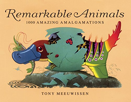 9781845079017: Remarkable Animals (mini edition)