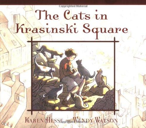 9781845079055: The Cats in Krasinski Square