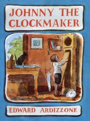 9781845079147: Johnny the Clockmaker