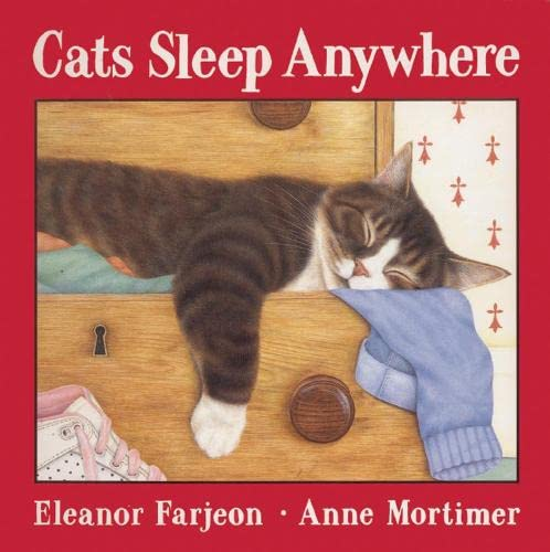 9781845079369: Cats Sleep Anywhere