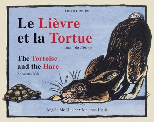 9781845079468: The Tortoise and the Hare (Dual-language French/English): An Aesop's Fable