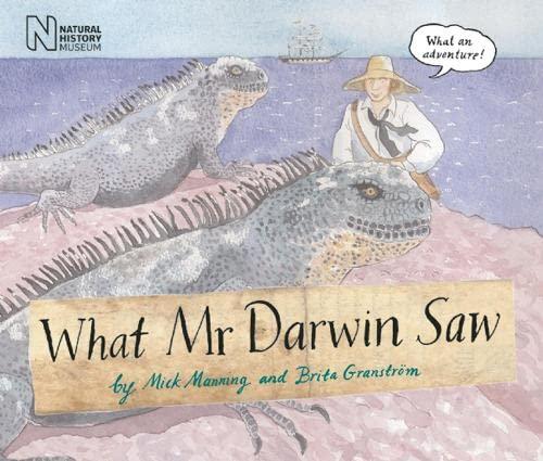9781845079703: What Mr Darwin Saw