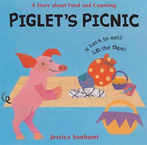 Piglet's Picnic: Souhami, Jessica