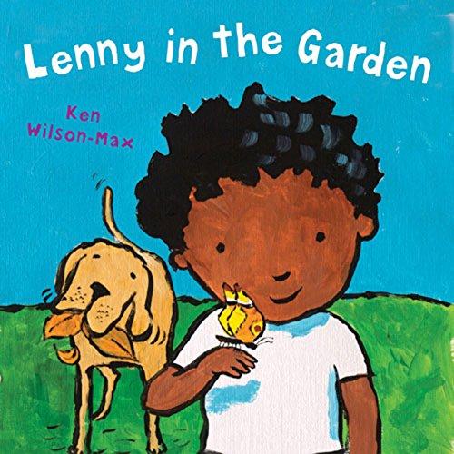 9781845079802: Lenny in the Garden