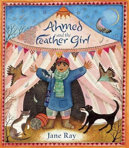 9781845079888: Ahmed and the Feather Girl