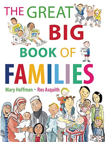 9781845079994: The Great Big Book of Families
