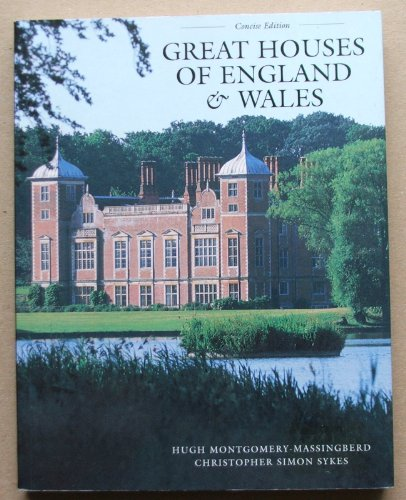 9781845091064: The Great Houses of England and Wales