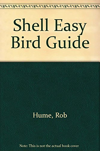 9781845093105: Shell Easy Bird Guide