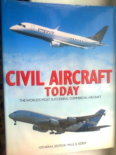 9781845093242: Civil Aircraft Today