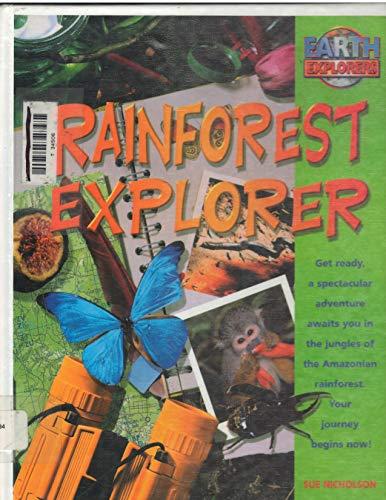 9781845093655: Rainforest Explorer (Discovery Kids)