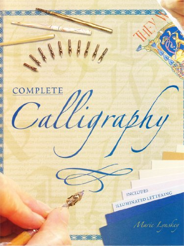 9781845094379: Complete Calligraphy