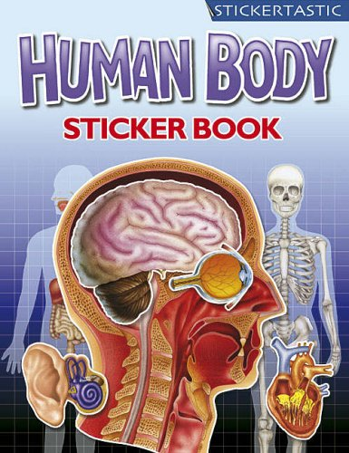 9781845100940: Human Body (Stickertastics)