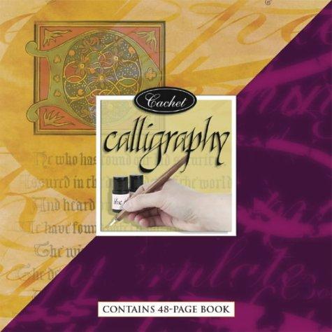 9781845103699: Calligraphy Boxed Set (Cachet)