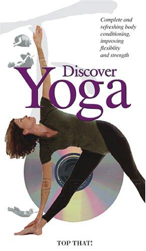 Discover Yoga with DVD: Lloyd, Elly