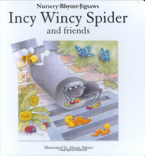 Incy Wincy Spider (Early Days): Atkins, Alison
