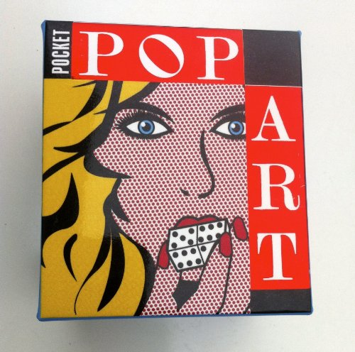 9781845108137: Pocket Pop Art With Sticker and Mini Book (Mini Lifestyle Kits)
