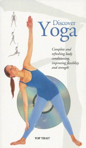 Discover Yoga/Pilates 2 Set Books & DVD: Elly Lloyd
