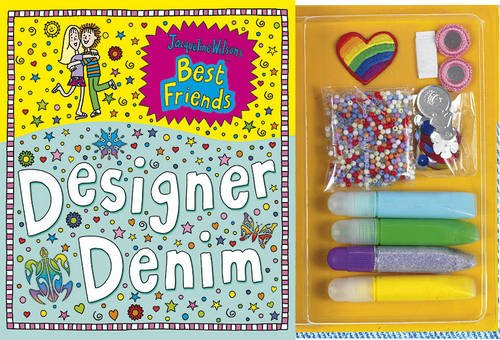 9781845108748: Denim Designer (Jacqueline Wilson Activity Kits S.)