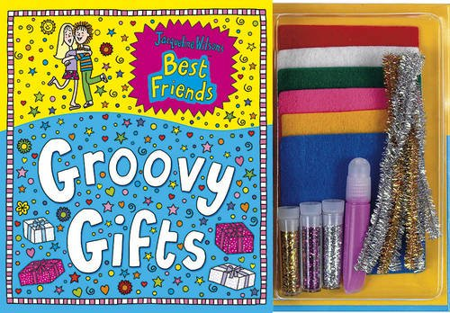 9781845108779: Groovy Gifts (Jacqueline Wilson Activity Kits)