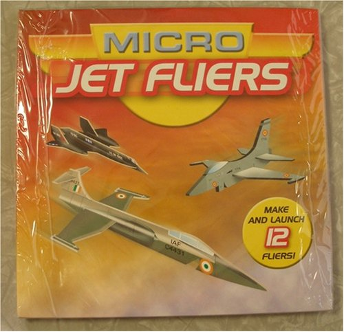 Micro Jet Fliers: Richard Ginger