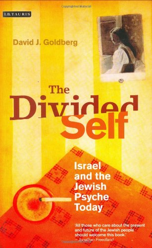 9781845110543: The Divided Self: Israel and the Jewish Psyche Today