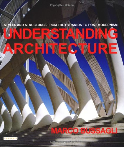 9781845110895: Understanding Architecture: Styles and Structures from the Pyramids to Post Modernism