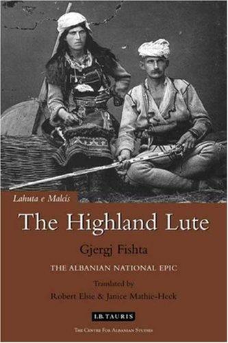 The Highland Lute: Fishta, Gjergj