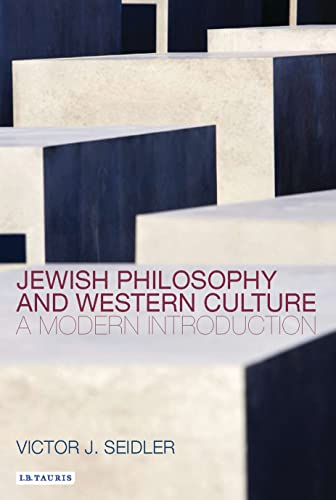 9781845112806: Jewish Philosophy and Western Culture: A Modern Introduction