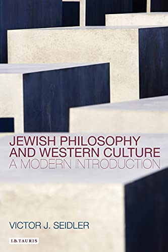 9781845112813: Jewish Philosophy and Western Culture: A Modern Introduction (Introductions to Religion)