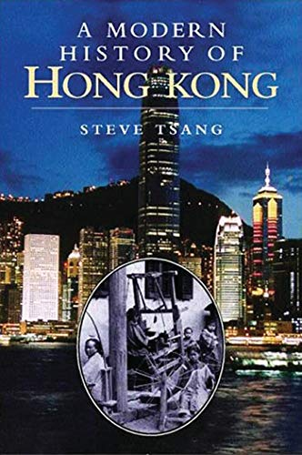 9781845114190: A Modern History of Hong Kong