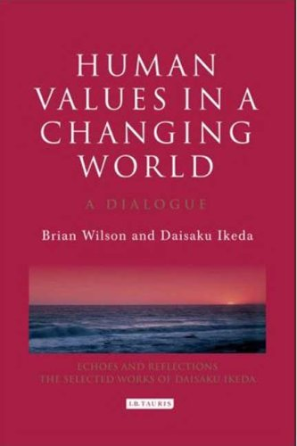 9781845115975: Human Values in a Changing World: A Dialogue on the Social Role of Religion (Echoes and Reflections)
