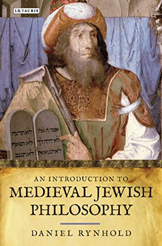 9781845117474: An Introduction to Medieval Jewish Philosophy (Introductions to Religion)