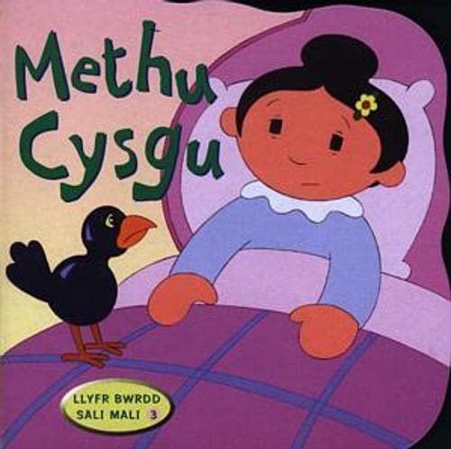 9781845120207: Llyfr Bwrdd Sali Mali: 3. Methu Cysgu