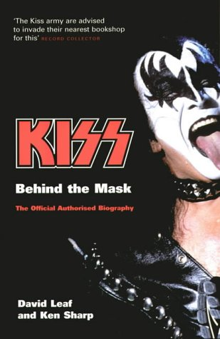 "9781845130619: ""Kiss"": Behind the Mask"