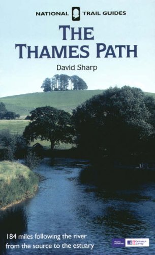 9781845130626: The Thames Path (National Trail Guides)