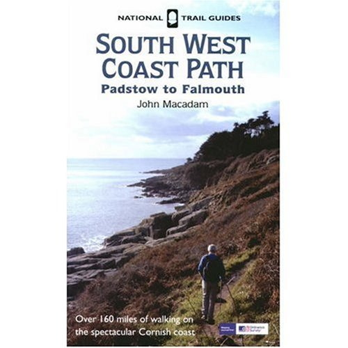 9781845130640: South West Coast Path: Padstow to Falmouth (National Trail Guides)