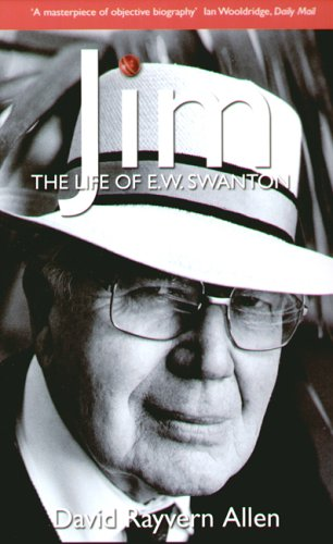 9781845131036: Jim: The Life of E.W. Swanton