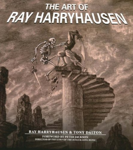 9781845131142: The Art of Ray Harryhausen