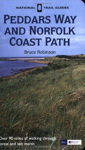 9781845132071: Peddars Way and Norfolk Coast Path (National Trail Guides)