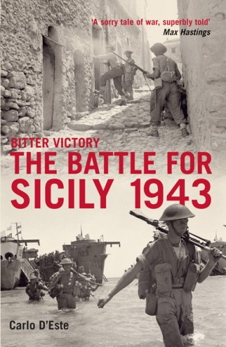 9781845133290: Bitter Victory: The Battle for Sicily
