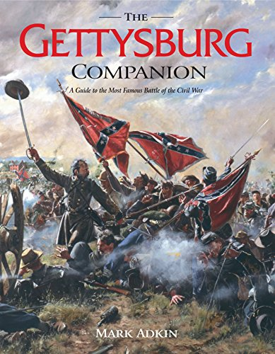 9781845133412: The Gettysburg Companion: A Complete Guide to the Decisive Battle of the American Civil War
