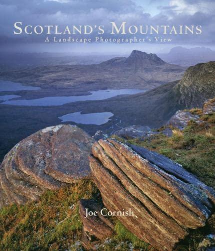 Scotland's Mountains: A Landscape Photographer's View (9781845133467) by Cornish, Joe