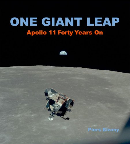 9781845134228: One Giant Leap: Apollo 11 Forty Years on