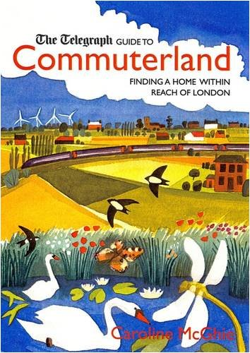 9781845134792: 39telegraph39 Guide to Commuterland