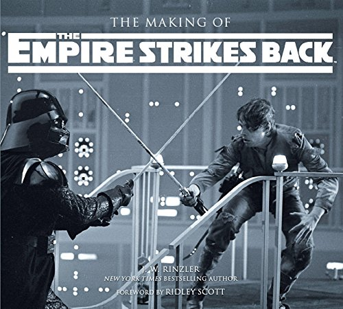 """The Making of the """"Empire Strikes Back"""": J. W. Rinzler"""